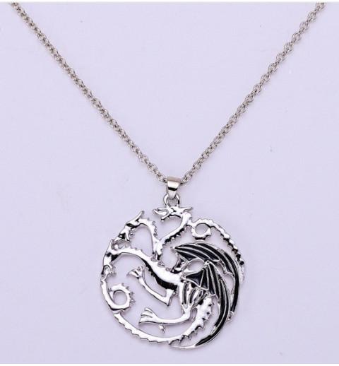Colier dragon Games of Thrones