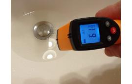 Thermomètre pistolet infrarouge