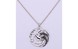 Collier pendentif dragon GOT