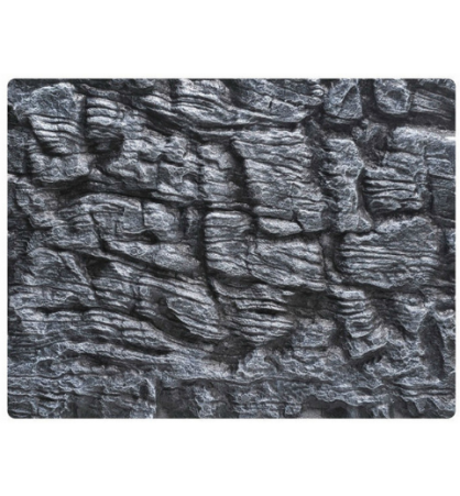 Plaque décorative effet pierre