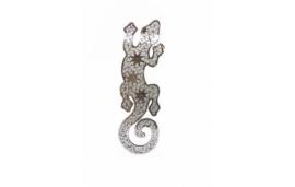 Gecko mozaïque grise