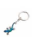 Porte-clé gecko, change de couleur