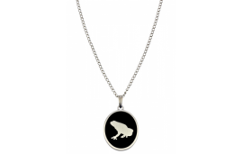 Collier grenouille