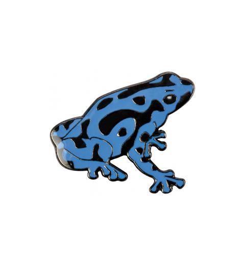 Pin's dendrobate bleu