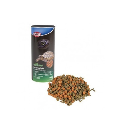 Aliments complet en pellets pour tortues