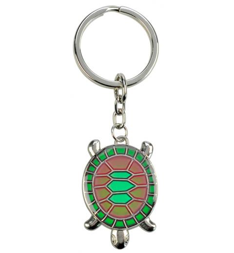 Porte clé d'humeur tortue