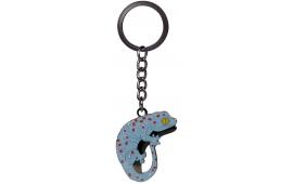 Porte clé gecko tokay