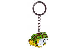 Porte-clé ceratophrys