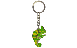Porte-clé caméléon calyptratus