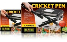Boîte à grillons - Cricket Pen