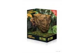 Bol surélevé 2 en 1 pour reptiles arboricoles - Canopy Combo Dish