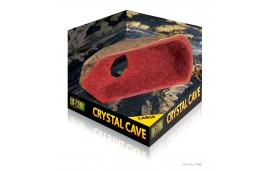 Cachette décorative - Crystal cave