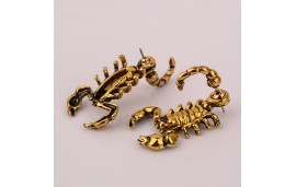 Boucles d'oreilles scorpions